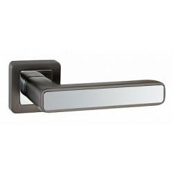 Ручка дверная MARS QR GR/CP-23