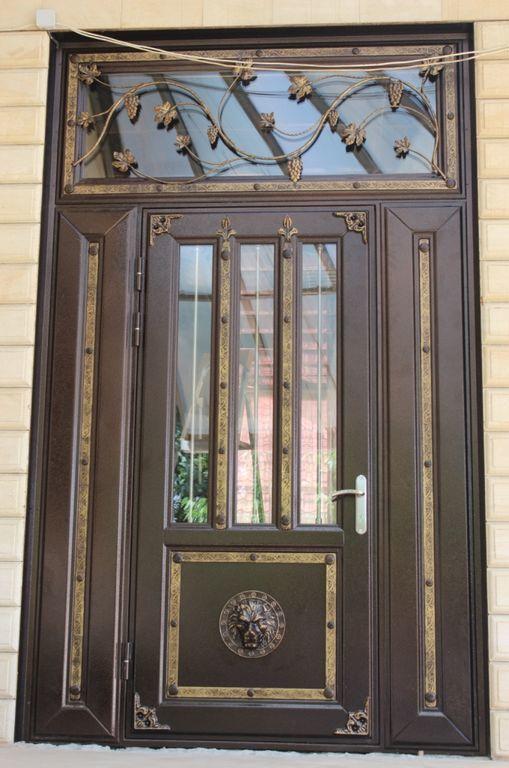 Двери по акции металлические