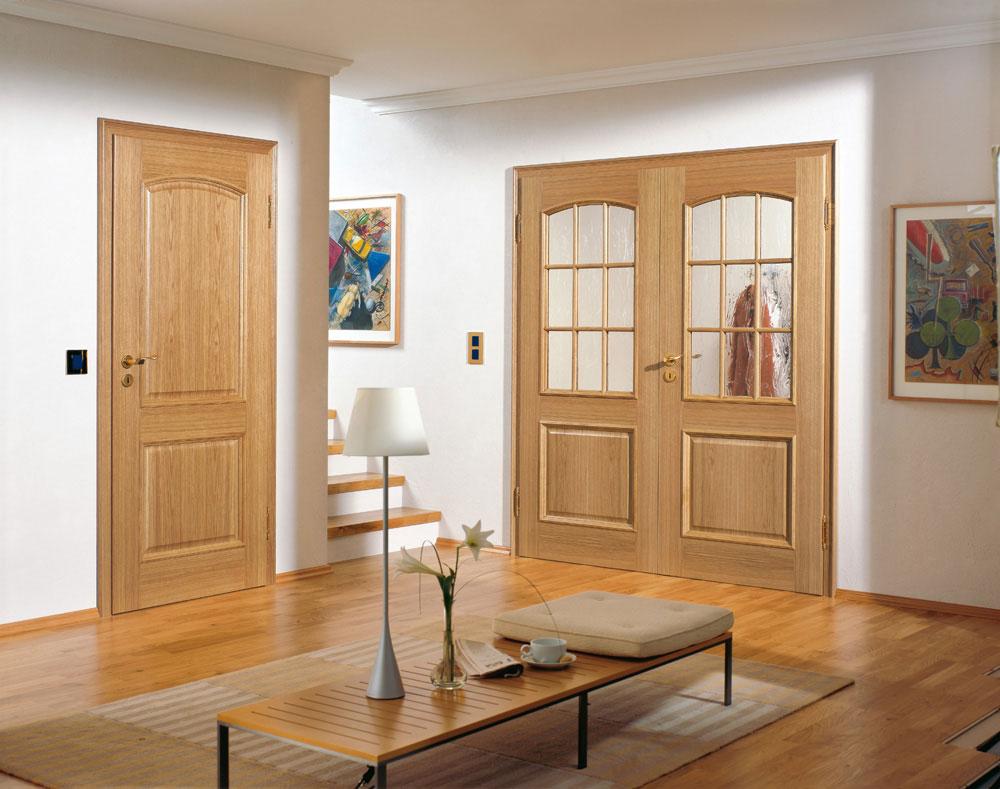 Двери из массива купить в Йошкар-оле