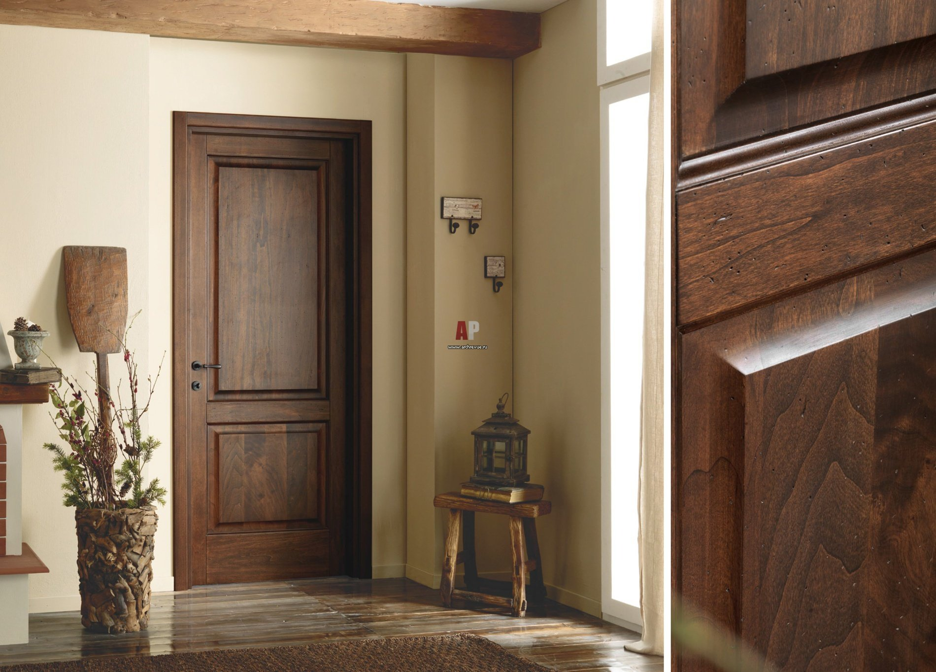 Межкомнатная дверь из массива купить в Йошкар-оле