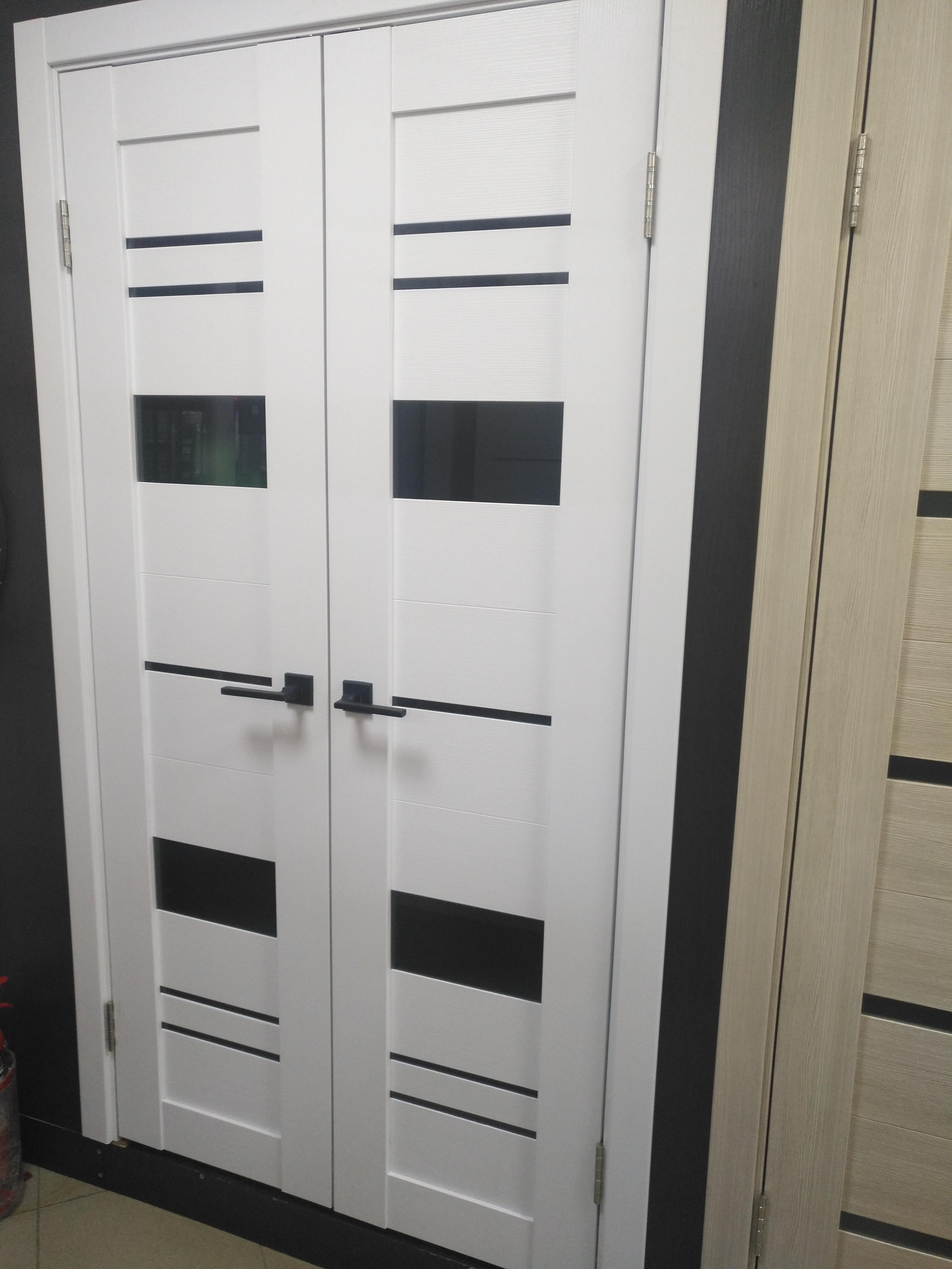 Установка межкомнатных дверей в Казани