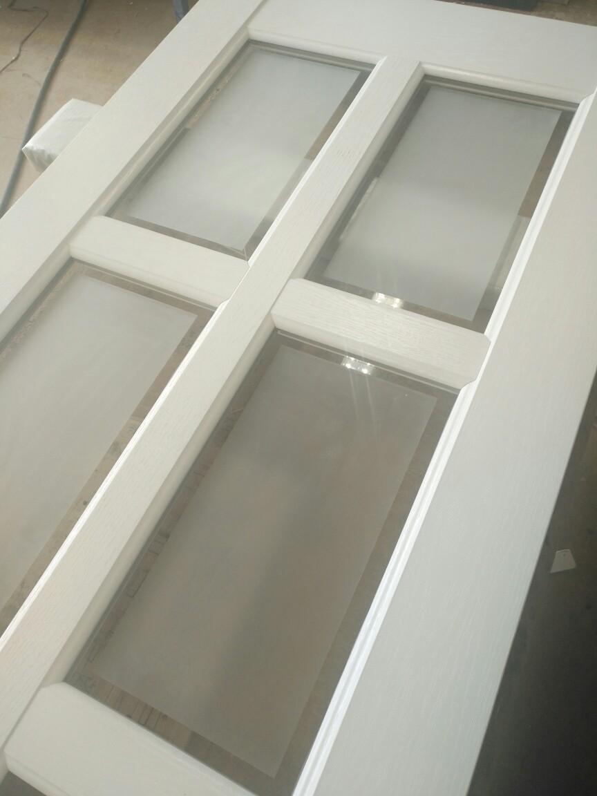 Двери со стеклом по индивидуальному размеру в Новочебоксарске