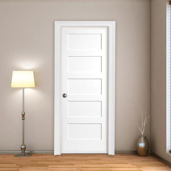 Белые двери межкомнатные купить в Новочебоксарске